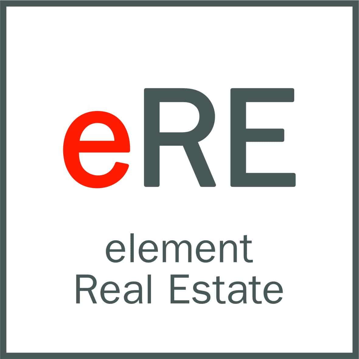 eRE - element Real Estate